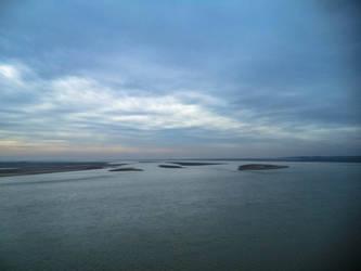 Sight by the Jamunah Bridge by Ayon-Azad