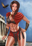 Kassandra - Assassin's Creed Odyssey by Flow4Master