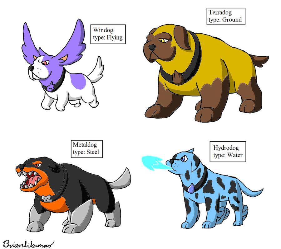 Pokemon Names For Dogs