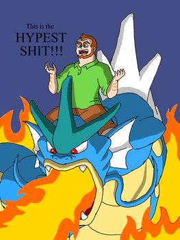 TBFP: Pat and his GYARADOS
