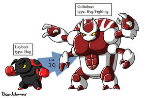 Fakemon: Fighting Bugs Remake by Brian12
