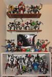 Bionicle Collection and Godzilla
