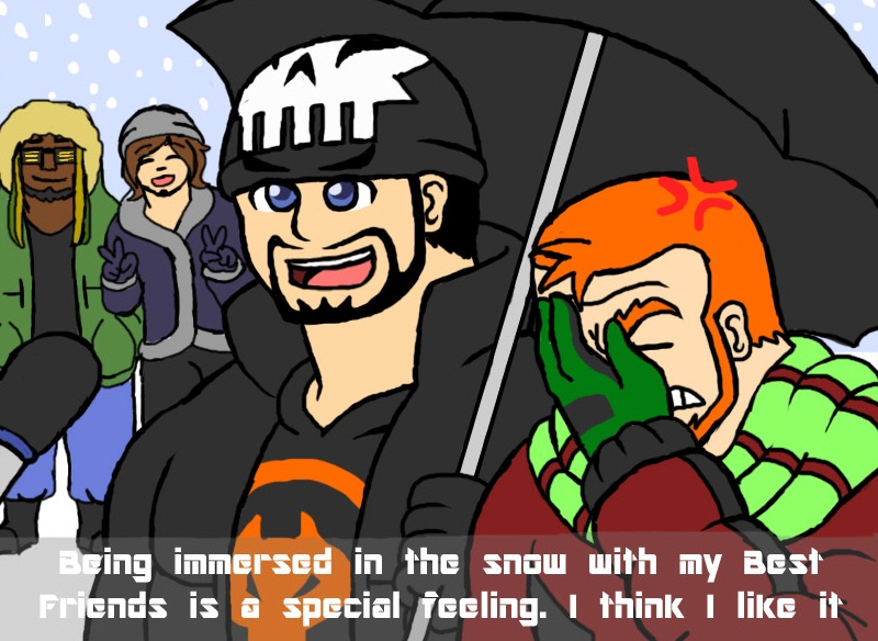 TBFP: A Special Feeling by Brian12