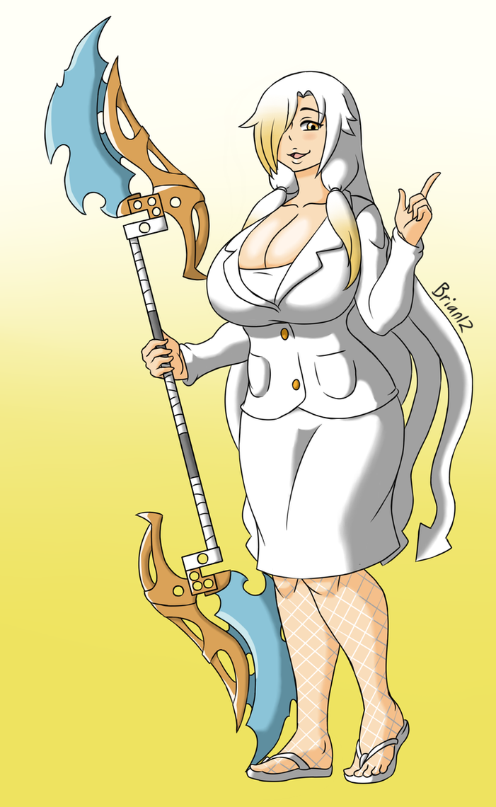 Commission: Helena for TwilightBringer312 by Brian12