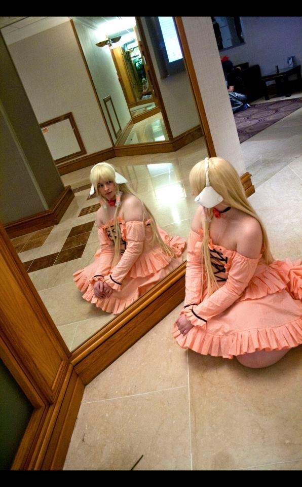 Mirror Image by Heartonachain