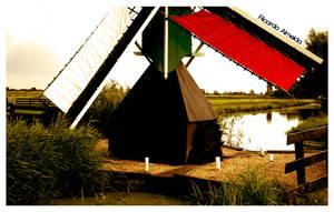 Half Windmill by deepkitsch