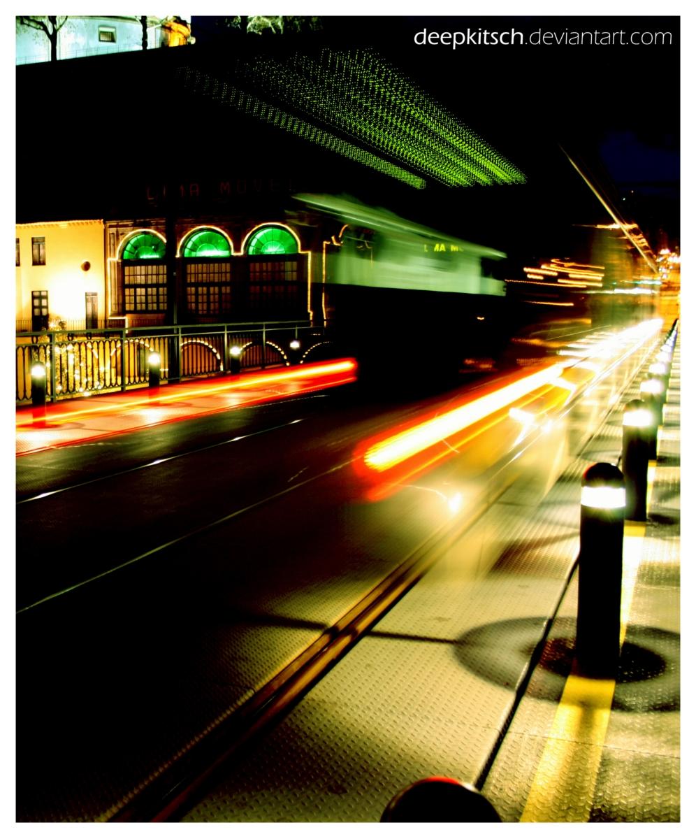 Metro do Porto by deepkitsch