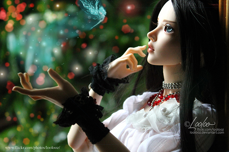 Make a wish! by Loolooz