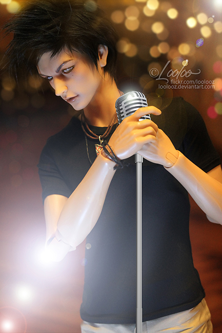 frontman by Loolooz