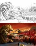 Hercules The Knives of Kush