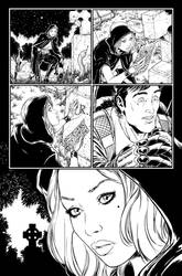 Danger Girl Army of Darkness 4 page 17 by crisbolson