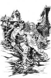 Conan Bolson 100 by crisbolson