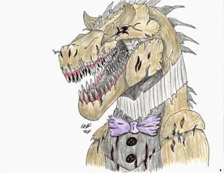Nightmare Springlock Snappy Final Version by MonsterMasher137