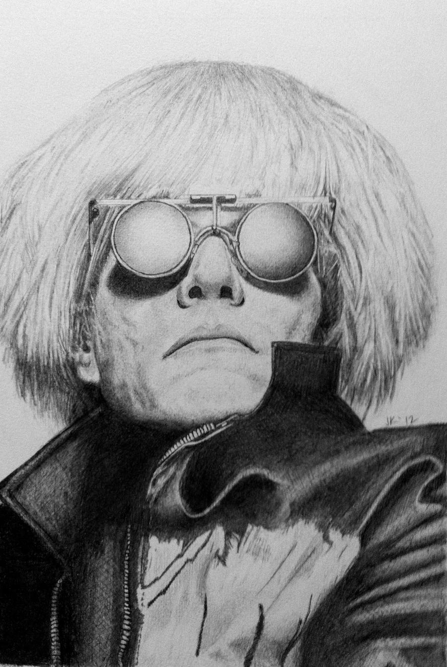 15 minute of fame, Andy Warhol by JaneyArt
