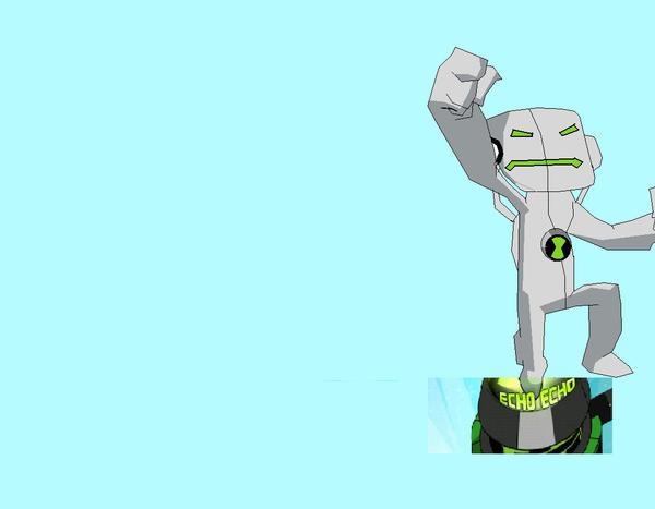 Ben 10 Alien Force Echo-Echo by Swampfire10 on DeviantArt