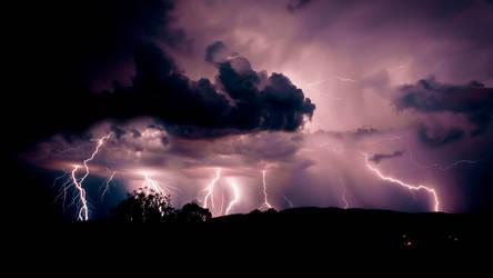 Lightning IV by nitrolx