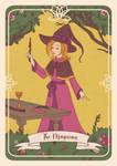 witchtober day 10: Tarot