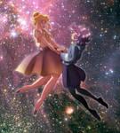 Girls like space