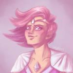 [She-Ra] Pastel Glimmer by Seyfiori
