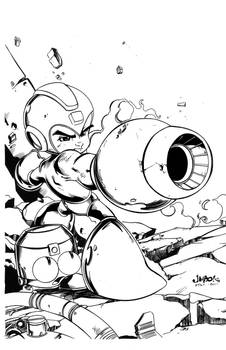 Megaman Tribute Piece