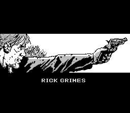Rick Grimes by Crausse