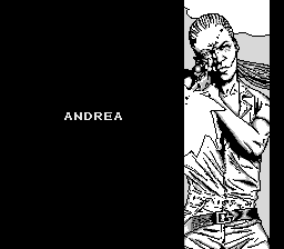 Andrea NES Screen by Crausse