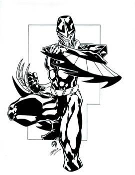 Darkhawk Inks