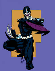 Darkhawk Color
