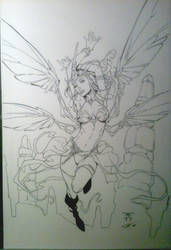 Soulfire's Grace Inked