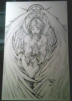 Angel Inked