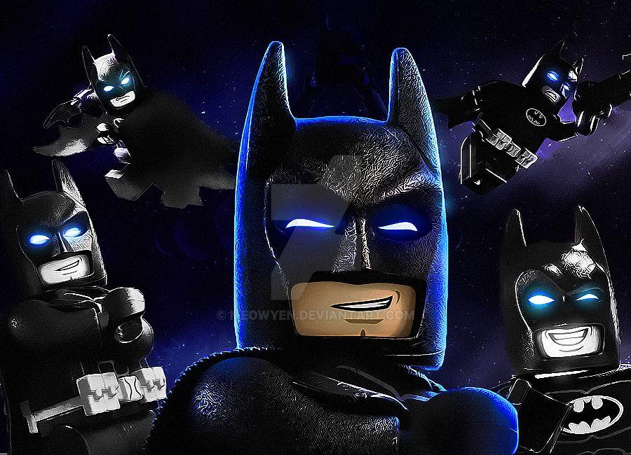 The LEGO Batman Movie by MeowYen