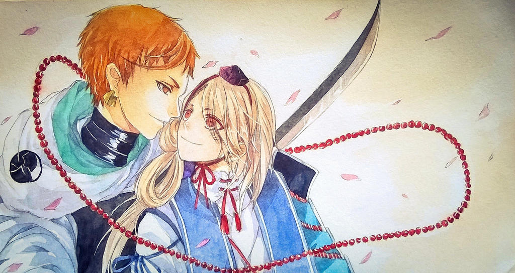 The memories by Denkikun