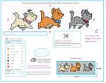 Aristocats free pattern