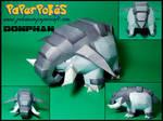 Donphan Papercraft
