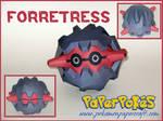 Forretress Papercraft