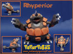 Rhyperior Papercraft