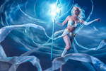 Janna League of Legends Cosplay