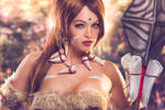 Nidalee League of Legends Cosplay