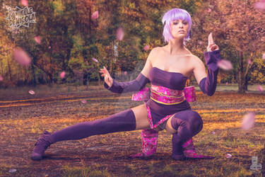 Ayane Dead or Alive Cosplay