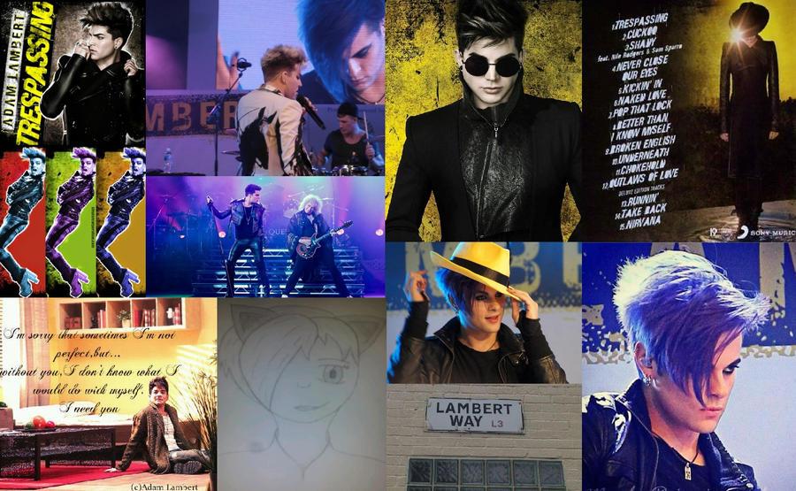 Adam Lambert And Tommy Joe Ratliff 2013 Adam Lambert And Tommy Joe
