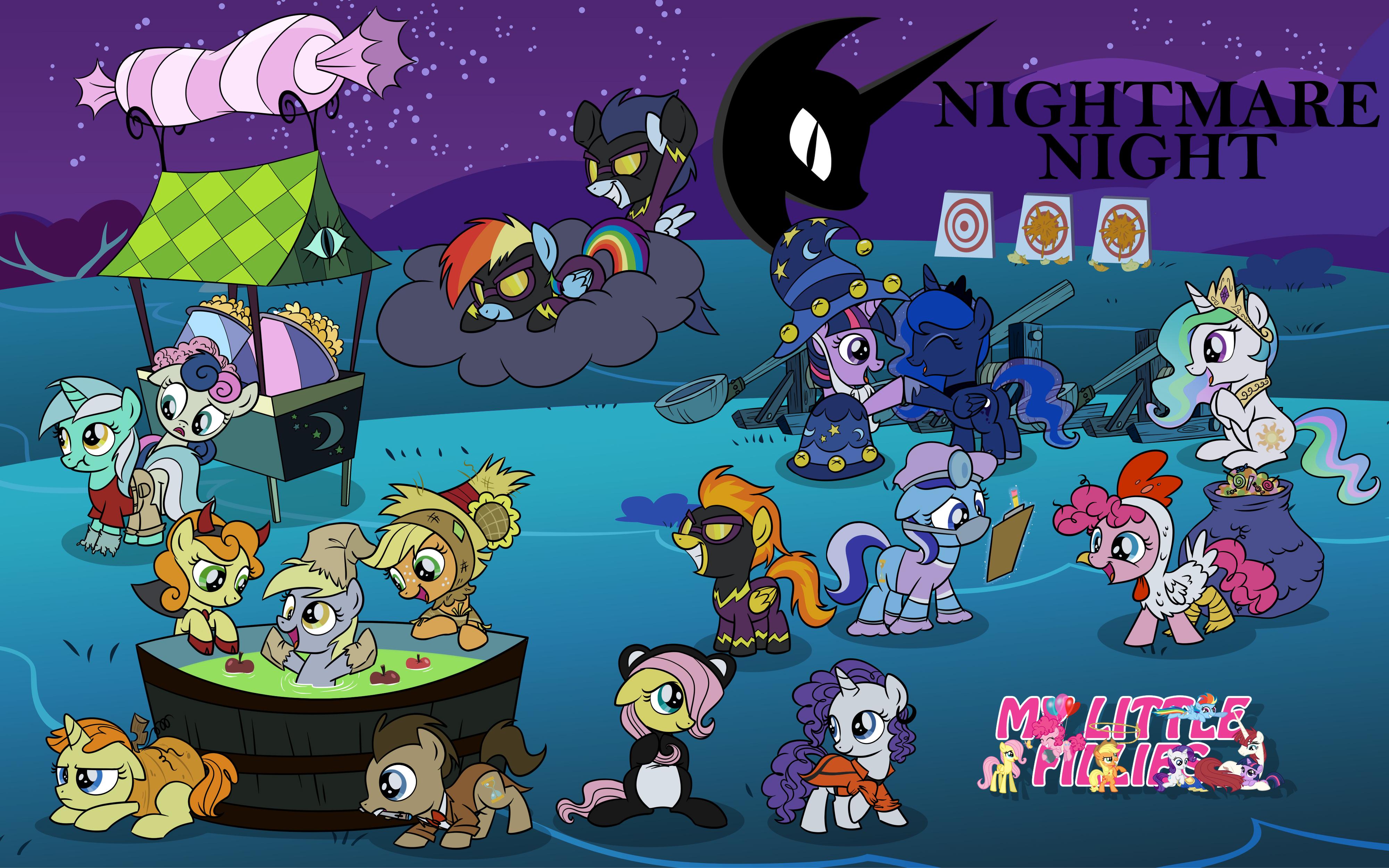 Nightmare Night Festival by SketchyJackie