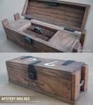 COD Zombies - Mystery Wedding Ring Box - Custom