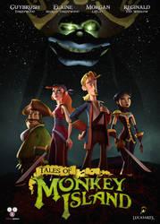 Tales of Monkey Island by Laserschwert