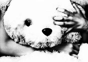 Goodbye Teddy by beveon