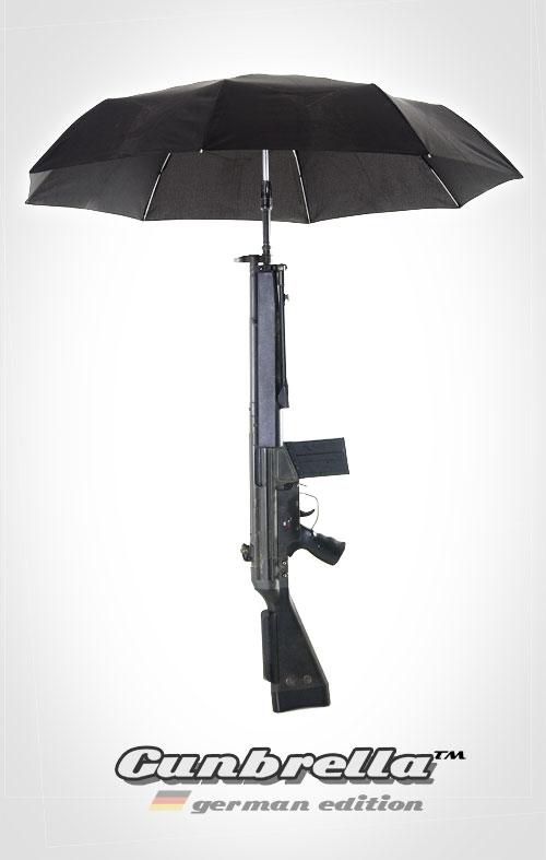 Gunbrella German Edition by this-is-ADAMANTOS