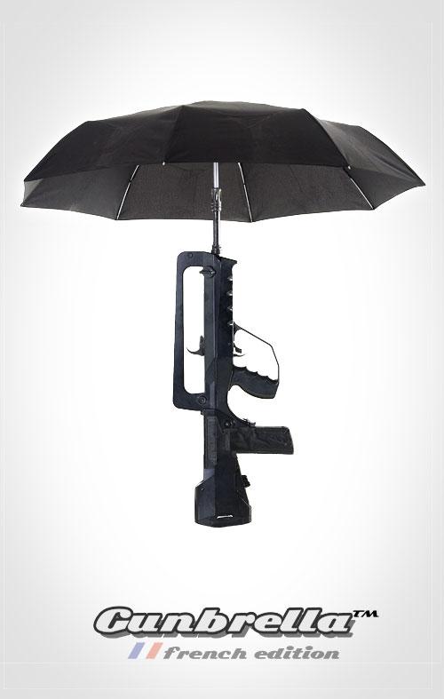 Gunbrella French Edition by this-is-ADAMANTOS