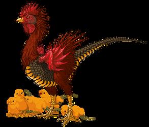 Wild Cockatrice