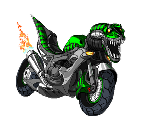 Raptor Bike