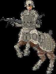 Murican Centaur