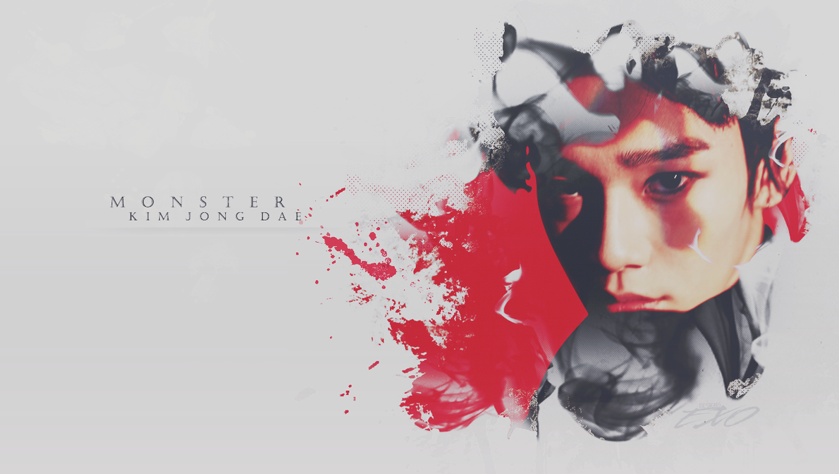 Wallpaper Exo Monster - GaPhotoWorks - Free Photo and Wallpapers